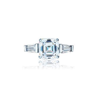 Золотое кольцо Ашер KOJEWELRY™ 5127