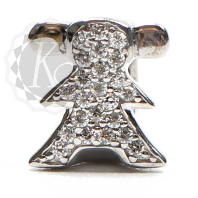 Чарм для крученых браслетов KoJewelry 3695