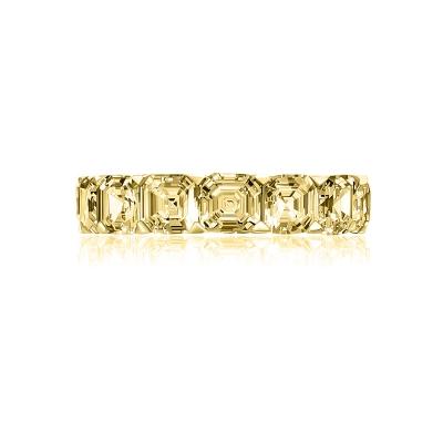 Золотое кольцо-дорожка Ашер KoJewelry G 5074