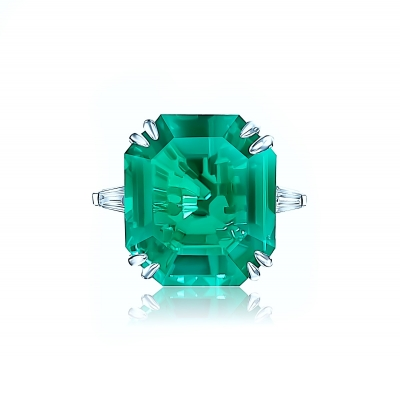 Изумрудное кольцо HW silver 925 KOJEWELRY™ I50502