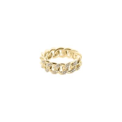 Кольцо PAVE CHAINS серебро 925 KOJEWELRY™ 20210Y