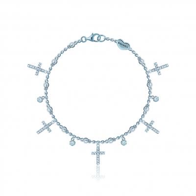 Браслет Cross серебро 925 KOJEWELRY™ 63200