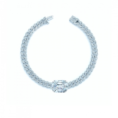 Браслет на ногу Mini Pave links 5mm серебро 925 by KOJEWELRY™ 21200