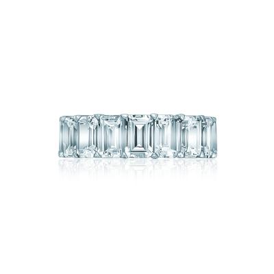 Кольцо-дорожка огранки Изумруд серебро 925 KOJEWELRY™ 30600