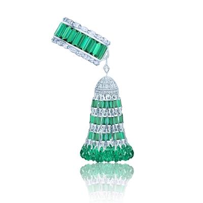 Кольцо Luxury с Кисточкой серебро KOJEWELRY™ 42102