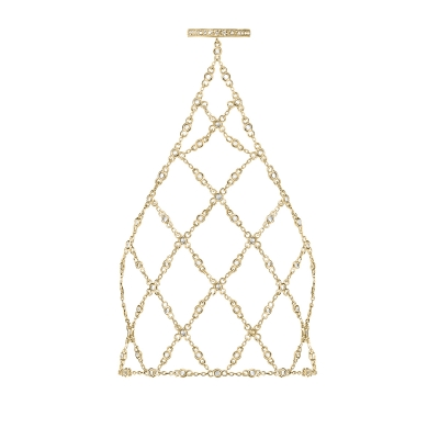 Слейв-браслет  Гортензия (HYDRANGEA) серебро 925 KOJEWELRY™ 30910Y / 0