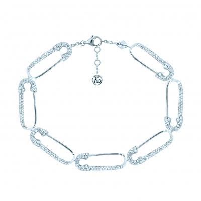 Браслет 7 Pins, серебро 925 KOJEWELRY™ 80300 / 5