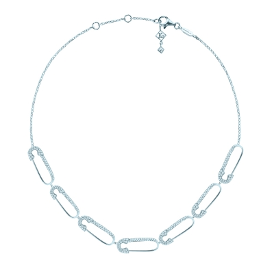 Колье 5 PINS, серебро 925, KOJEWELRY ™ 610065 /5