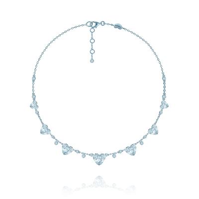 Колье Heart серебро 925 KOJEWELRY™  610189