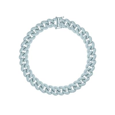 Браслет на ногу CHAINS 10mm серебро 925 KOJEWELRY™ 610190
