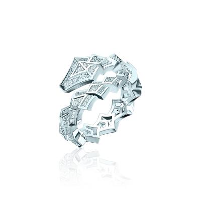 Кольцо SNAKE серебро 925 KOJEWELRY™ 610207
