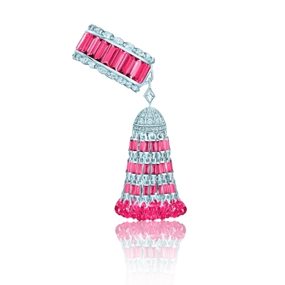 Кольцо Luxury с Кисточкой серебро KOJEWELRY™ 610226